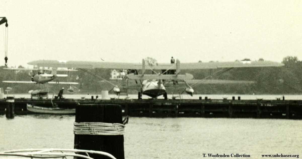 seaplanes at Annapolis