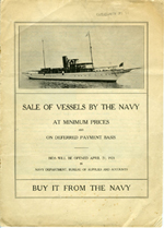 Sale of Vessels
