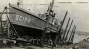 Submarine chaser SC 194