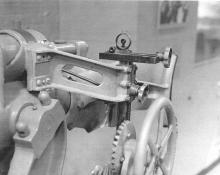 Poole Gun, Sight