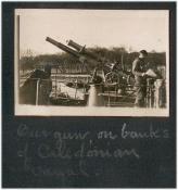 SC 259 photo set - 06 - Guns, Caledonian Canal