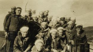Crew of SC 181