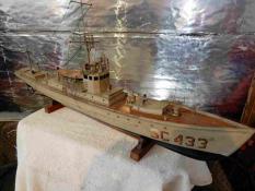SC 433 model, courtesy of Bill Farress
