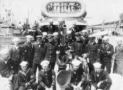 SC 148 crew