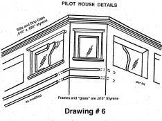 Drawing 6: Pilot House