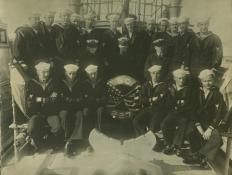 Crew of SC 227