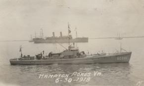 Submarine Chaser SC 201