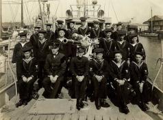 Crew of SC 112