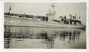 Submarine chaser SC 227