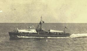 Submarine chaser SC 289
