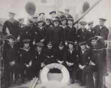 Crew of Subchaser SC 346.