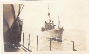 Submarine chaser SC 114
