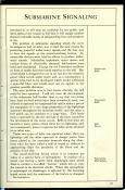 Submarine Signaling - Page 9