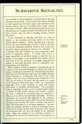 Submarine Signaling - Page 13