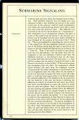 Submarine Signaling - Page 24