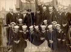 SC 36 Crew.