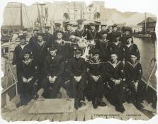 Submarine chaser SC 113 crew