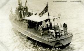 Submarine Chaser SC 133