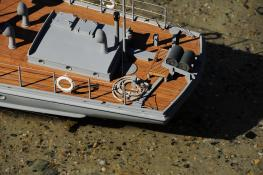 Subchaser Model by Pete Beckloff