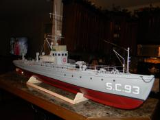 Jared Smith model, SC 93