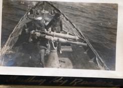 Deck Gun | Collection of Joe Brier