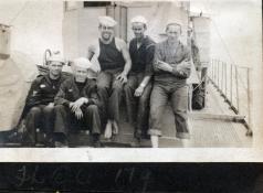 SC 179 Crew | Collection of Joe Brier