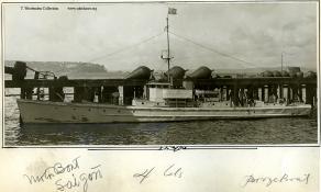 Saigon - post-war chaser - Elliot Bay, Seattle