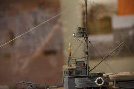 SC 201 model, Lyceum: Pilot house