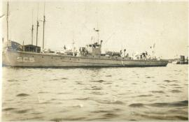 Submarine chaser SC 5